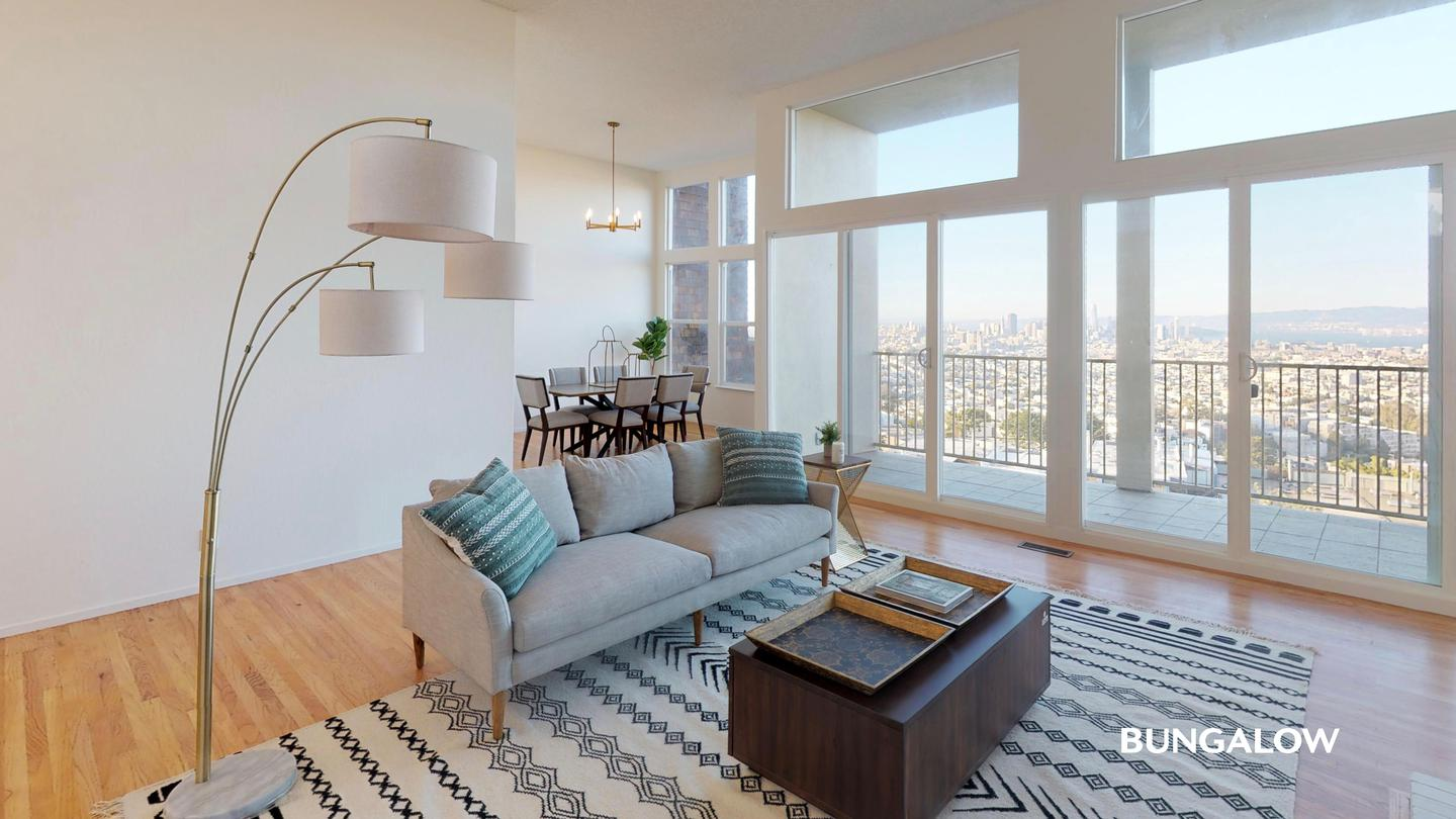 Apartments Near SF State Private Room in Gorgeous Diamond Heights with Scenic Views for San Francisco State University Students in San Francisco, CA