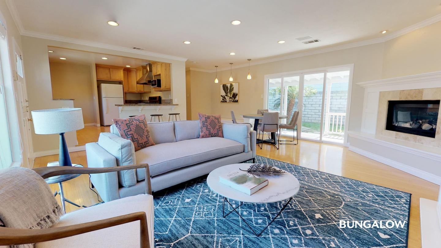 Apartments Near UCLA Private Bedroom in Welcoming East Manhattan Beach Home With Landscaped Backyard for University of California - Los Angeles Students in Los Angeles, CA