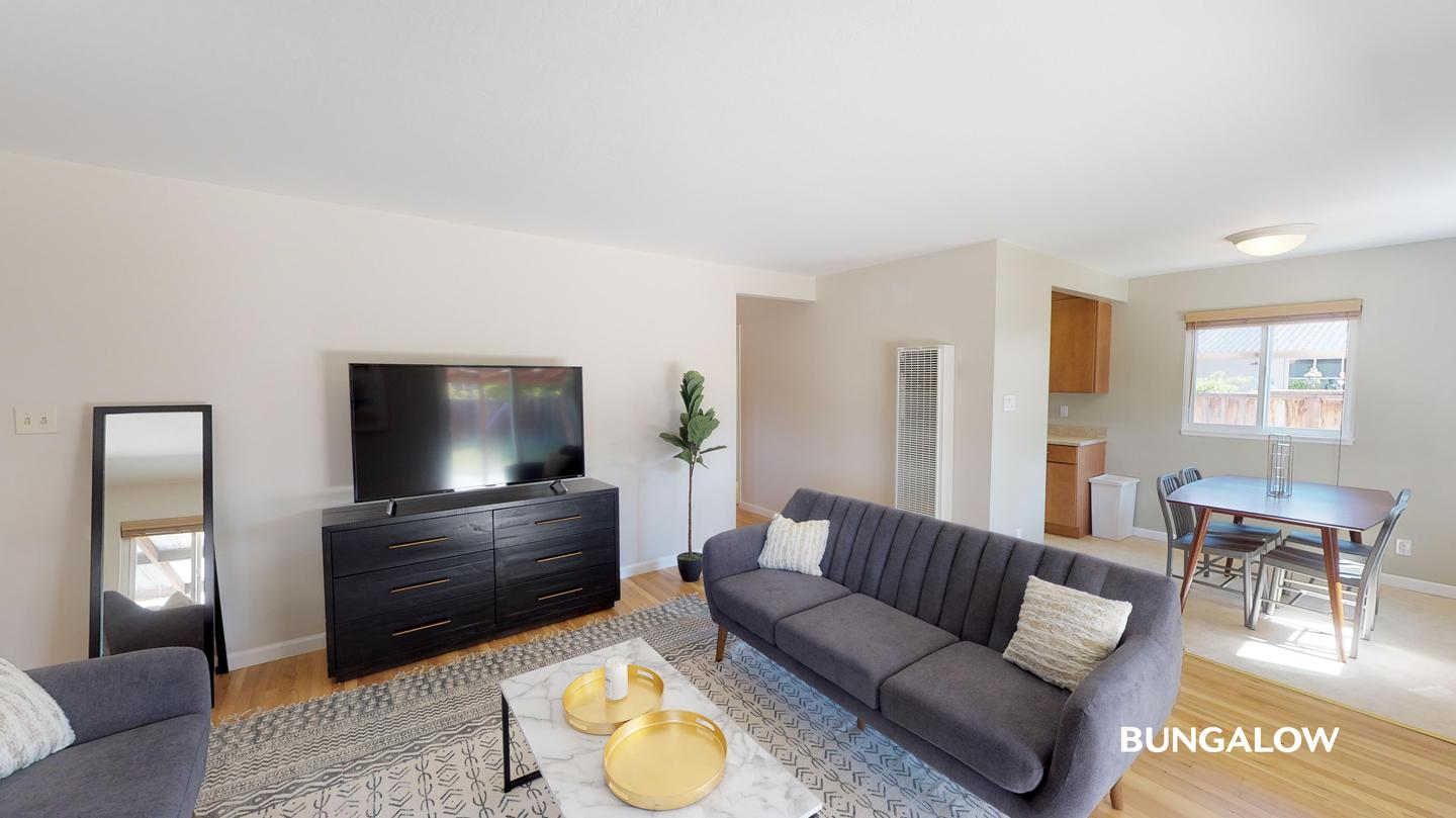 Apartments Near SJSU Private Bedroom in Classic Santa Clara Home With Spacious Backyard for San Jose State University Students in San Jose, CA