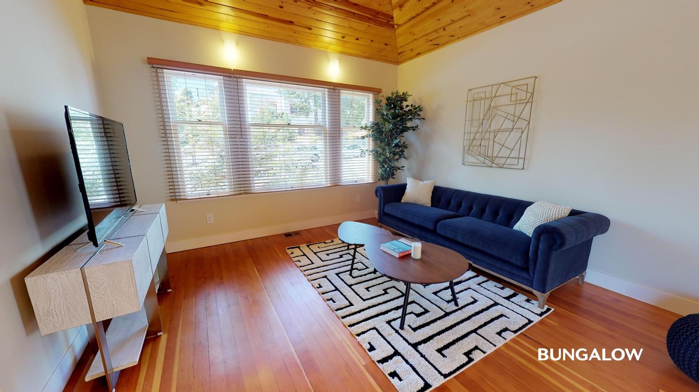 Apartments Near UC Berkeley Private Bedroom in Bright Oakland Home With Back Deck for University of California - Berkeley Students in Berkeley, CA