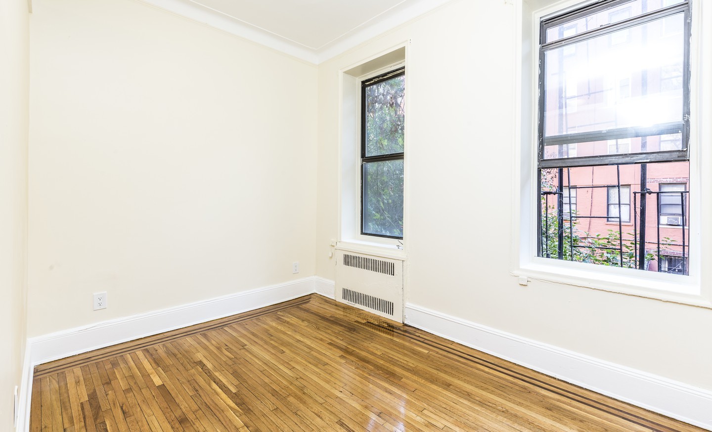 Sublets Near The Mount Private Bedroom in East Village Apartment with Exposed Brick and Hardwood Floors for College of Mount Saint Vincent Students in Bronx, NY