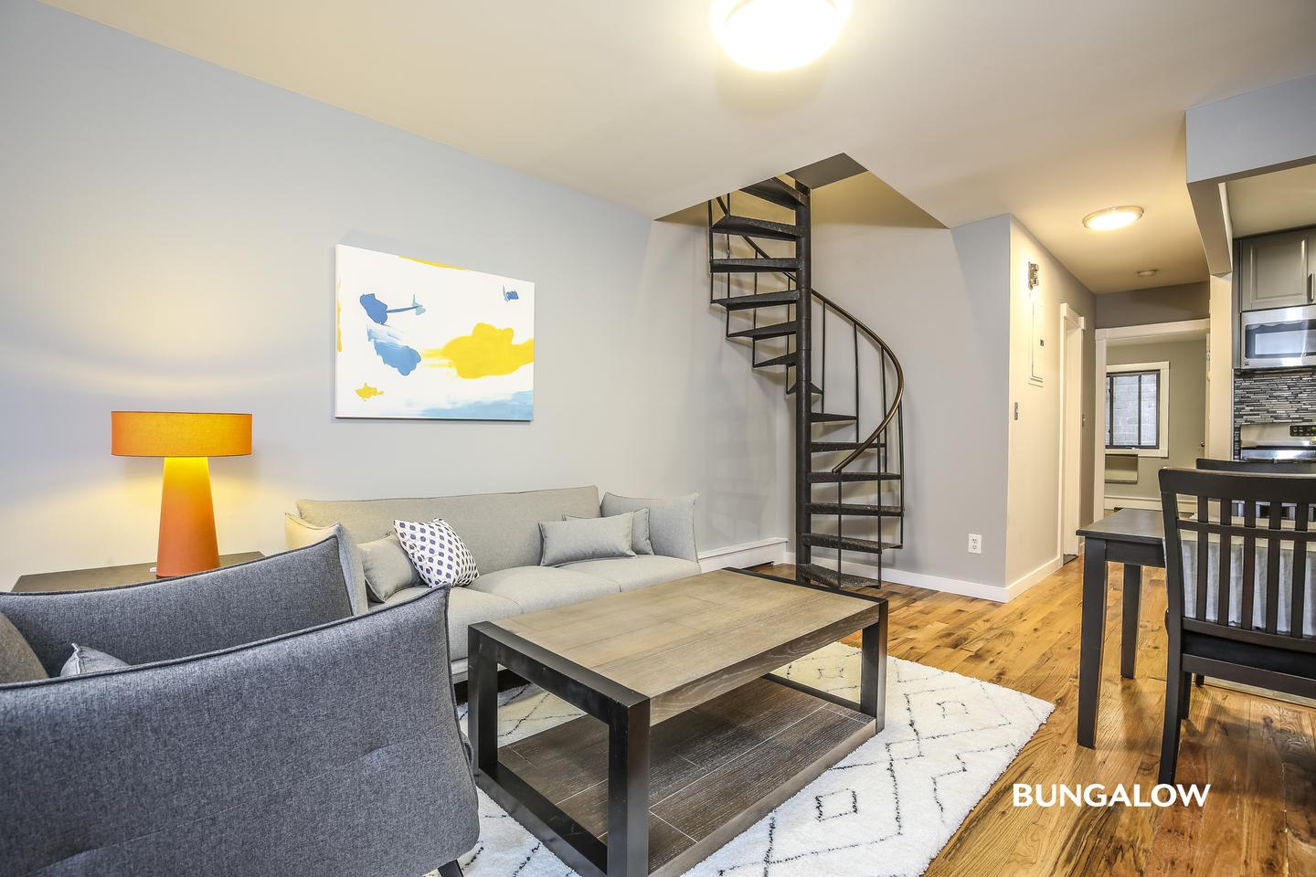 Sublets Near Nutley Private Bedroom in Stylish Bed-Stuy Duplex With Lovely Balcony for Nutley Students in Nutley, NJ