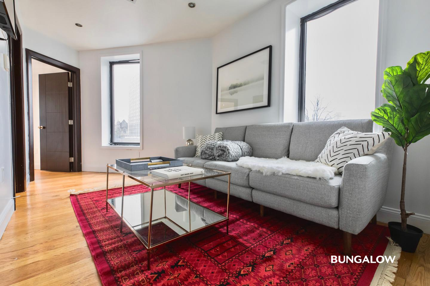 Sublets Near Clifton Private Bedroom in Sleek Upper West Side Apartment With Gorgeous City Views for Clifton Students in Clifton, NJ
