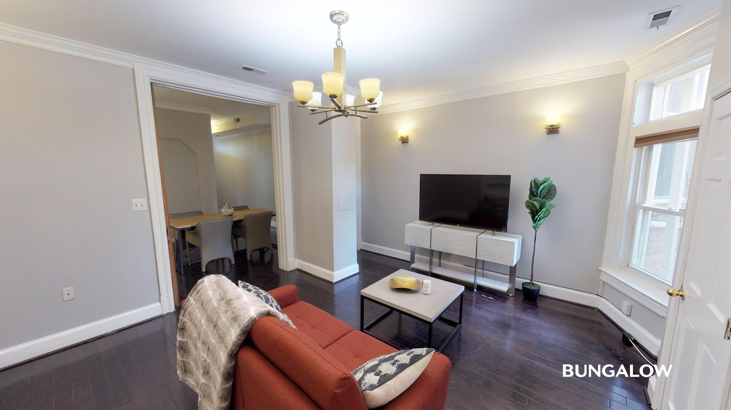 Apartments Near Bennett Career Institute Private Bedroom in Beautiful Bloomingdale Home With Amazing City Views for Bennett Career Institute Students in Washington, DC