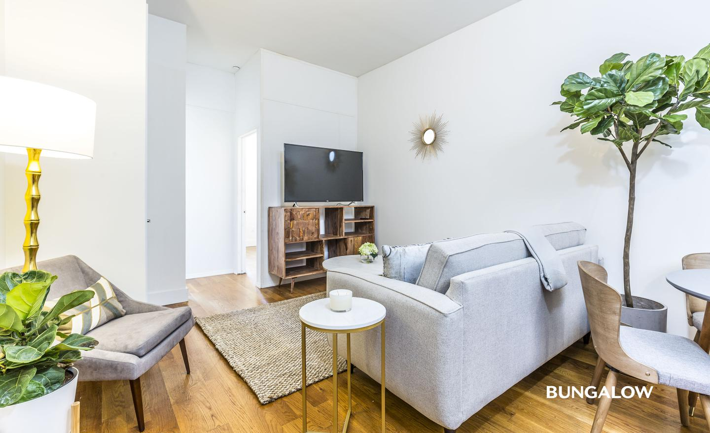 Sublets Near NYU Private Bedroom in Inviting Williamsburg Apartment Near The J Line for New York University Students in New York, NY