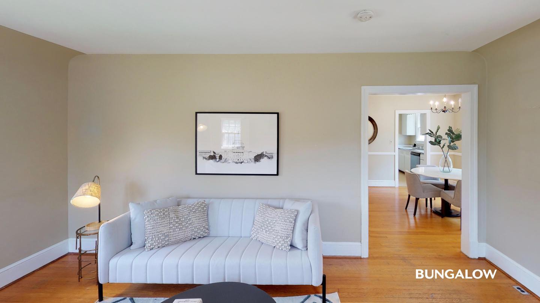 Apartments Near GMU Private Bedroom in Delightful Arlington Home With Sunny Backyard for George Mason University Students in Fairfax, VA