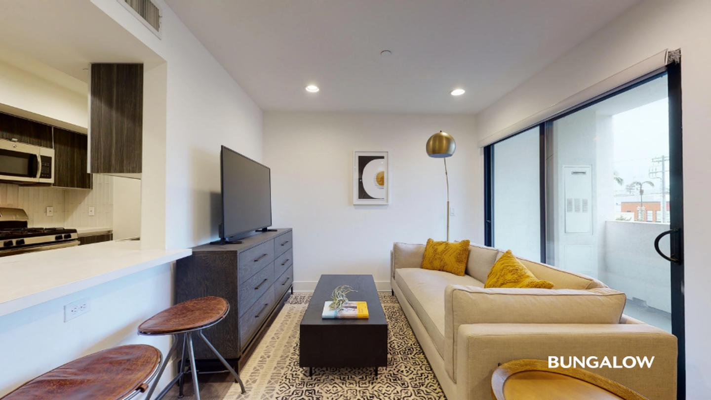 Apartments Near UCLA Private Bedroom in Sleek Hollywood Apartment Near Paramount Studios for University of California - Los Angeles Students in Los Angeles, CA