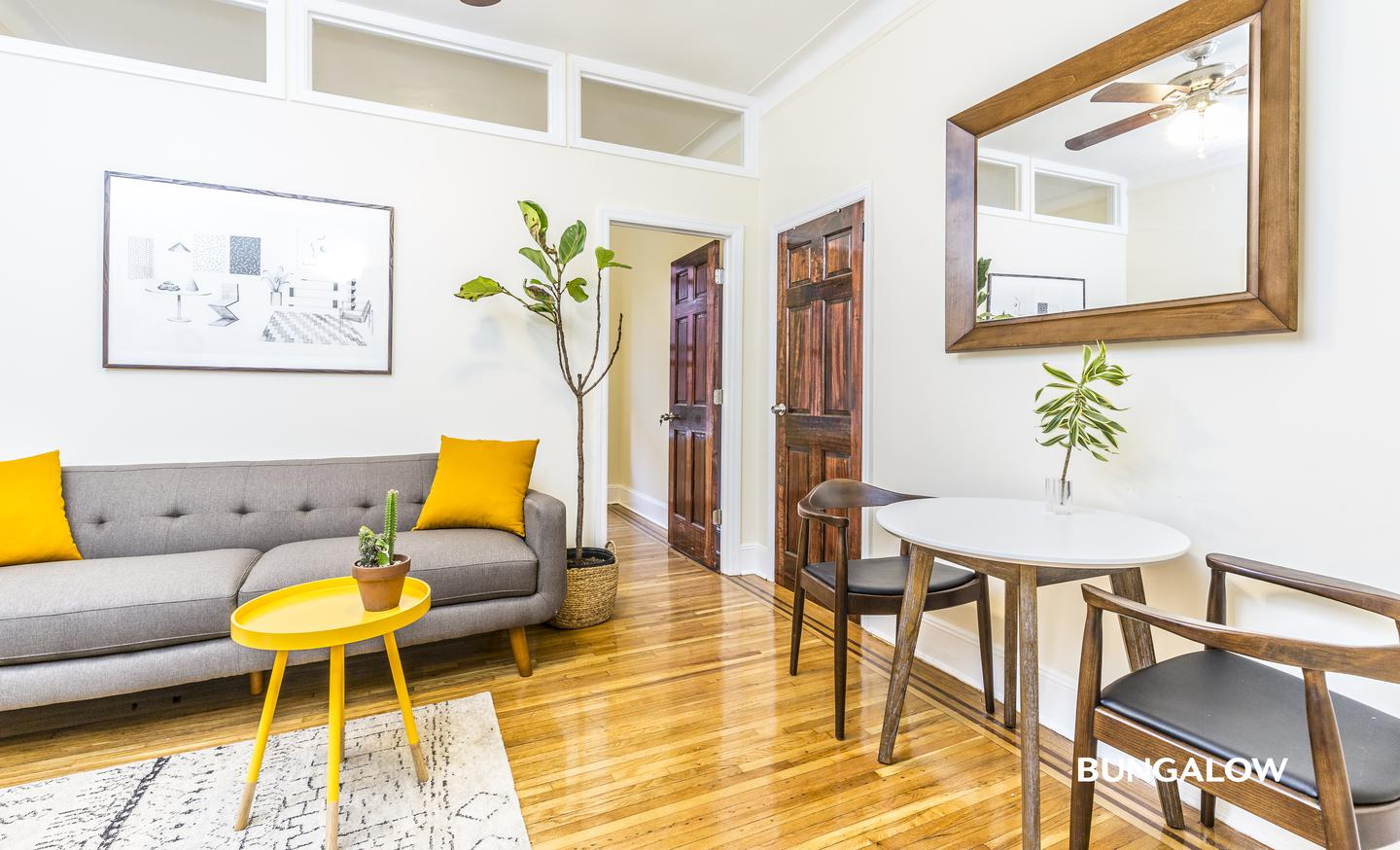 Sublets Near Columbia Private Bedroom in East Village Apartment with Exposed Brick and Hardwood Floors for Columbia University Students in New York, NY