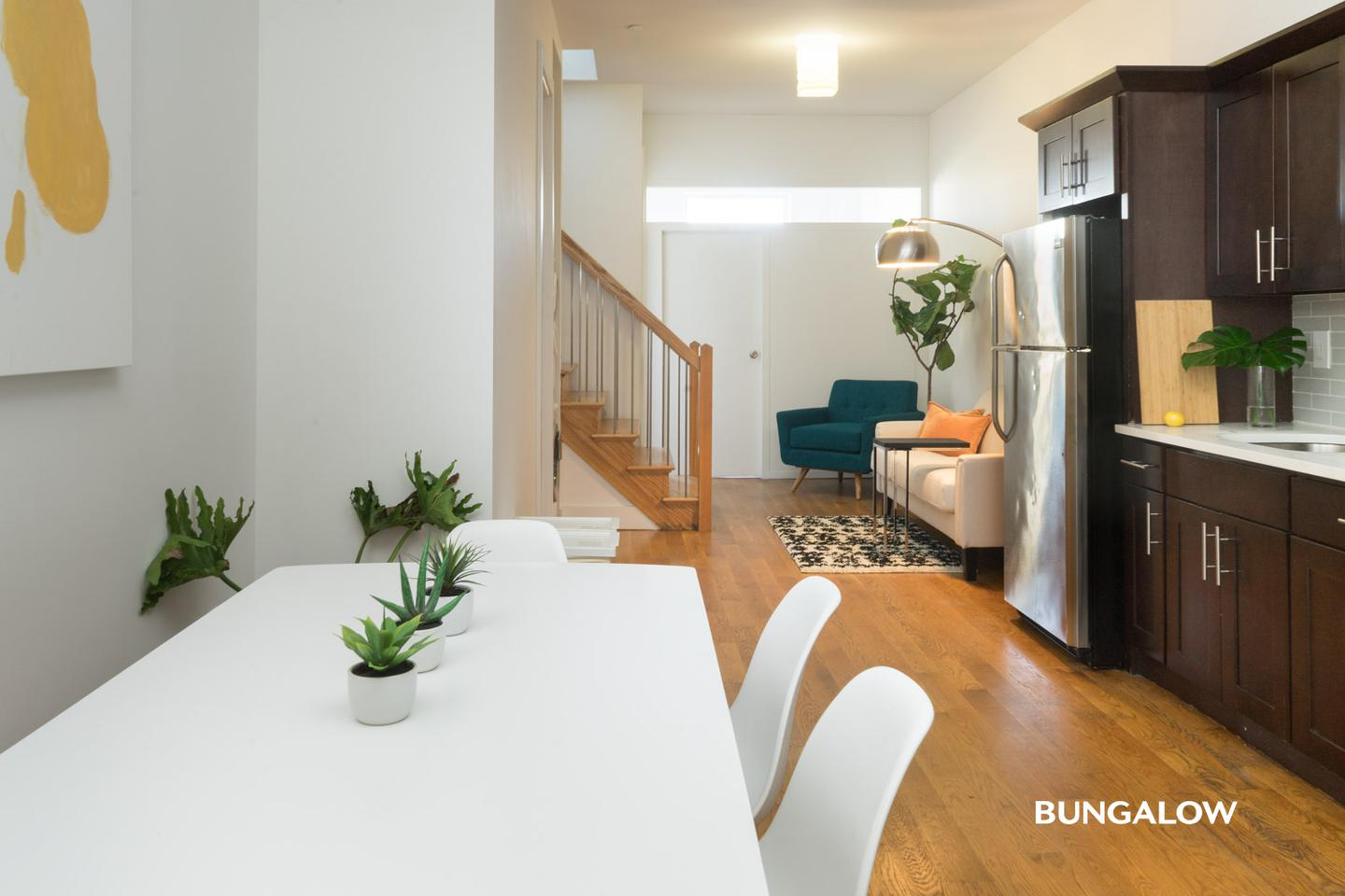 Sublets Near NYU Private Room in Wonderful Williamsburg Duplex With Rooftop Lounge for New York University Students in New York, NY