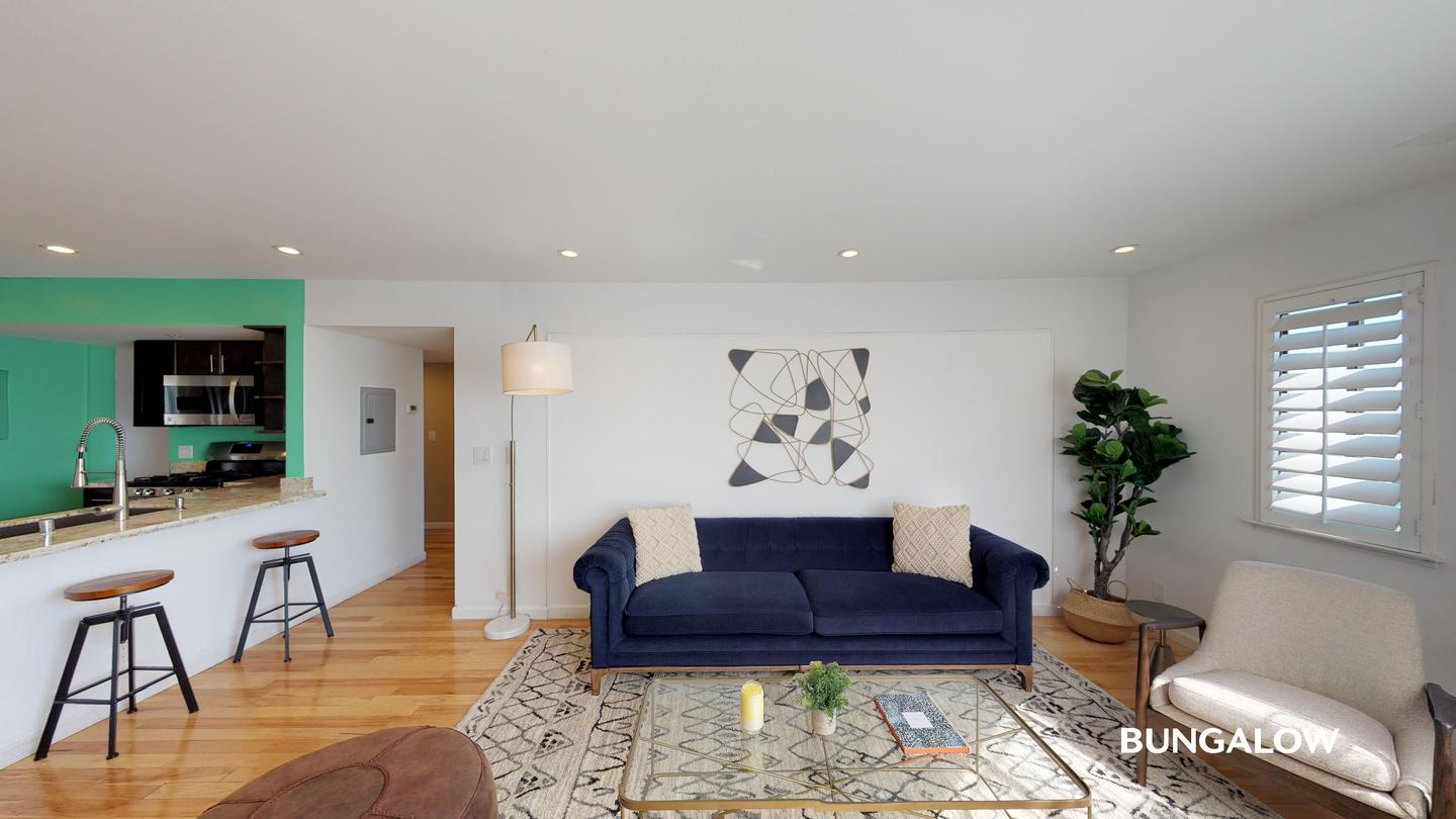 Apartments Near SF State Private Bedroom in Inviting Bernal Heights Home with Amazing City Views for San Francisco State University Students in San Francisco, CA
