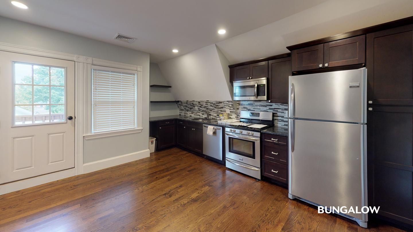 Apartments Near Curry Private Bedroom in Delightful Jamaica Plain Townhome With Balcony for Curry College Students in Milton, MA