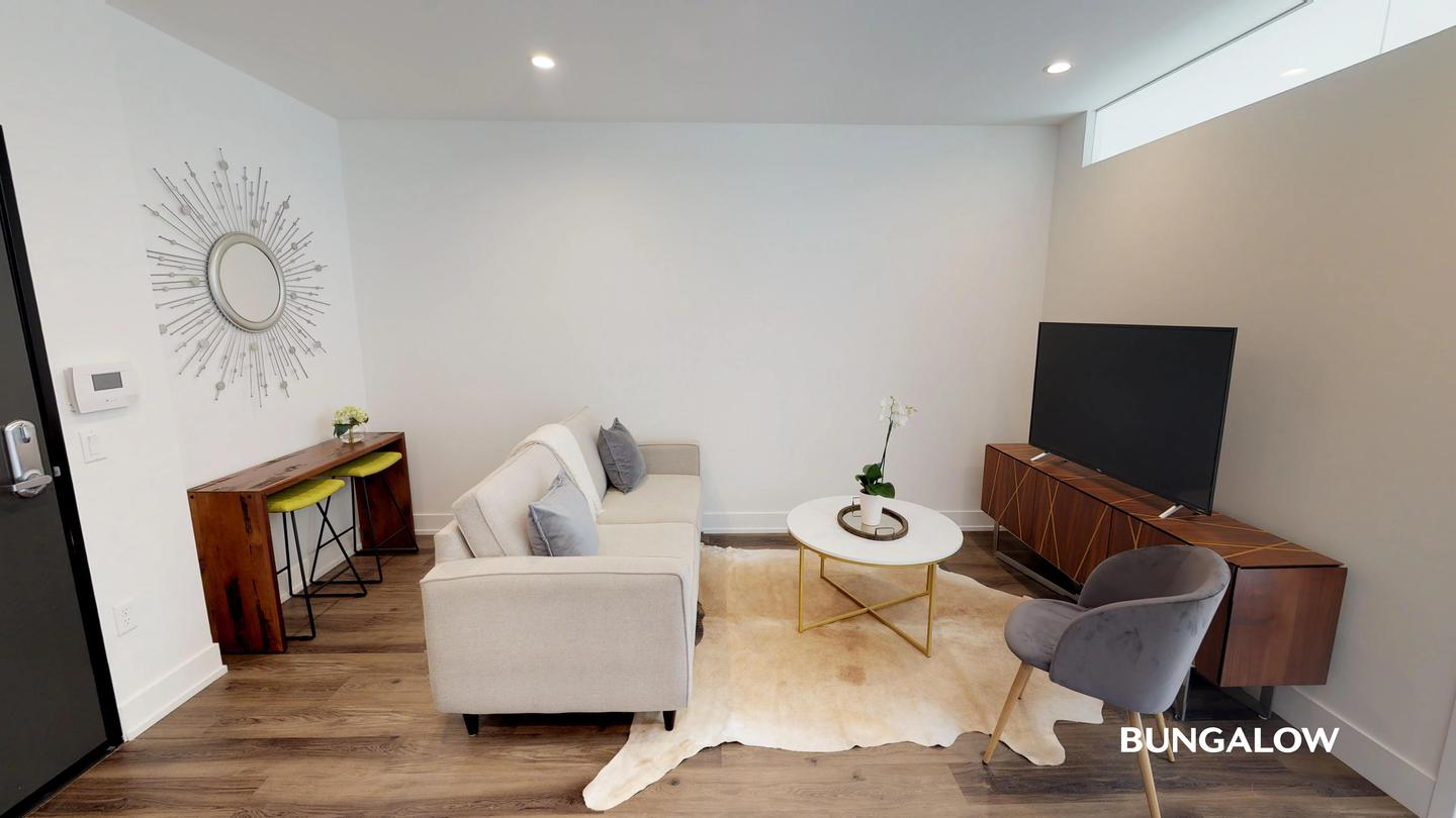 Apartments Near UCLA Private Room in Sleek Beverly Grove Penthouse with Amazing Views for University of California - Los Angeles Students in Los Angeles, CA