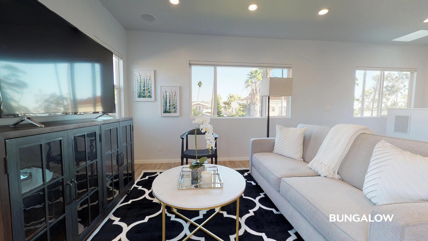 Apartments Near CSUDH Private Bedroom in Stylish Mid City Home With Rooftop Deck for California State University-Dominguez Hills Students in Carson, CA