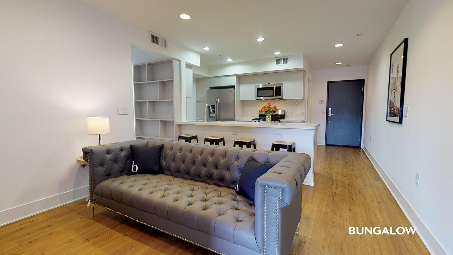 Sublets Near UCLA Private Bedroom in Luxury West LA Apartment Off The 405 for University of California - Los Angeles Students in Los Angeles, CA