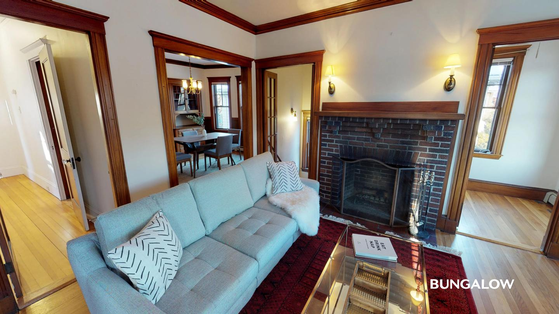 Sublets Near Boston Private Room in Beautiful Cambridge Home With Charming Backyard for Boston Students in Boston, MA